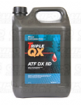 TRIPLE QX DEXRON II 5 LITRE AUTOMATIC GEAR OIL